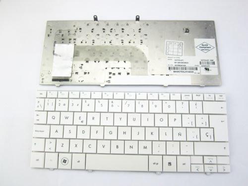 Hp Mini 110 1000 Mini 102 CQ10-100 US Netbook White Laptop Keyboard