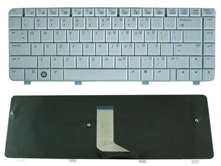 Hp Pavilion DV4 DV4-1000 DV4Z-1000 DV4T-1000 Silver Laptop Keyboard