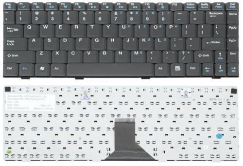 Lenovo 3000 F30 F40 F40A Series Black V022402AS1US Laptop Keyboard