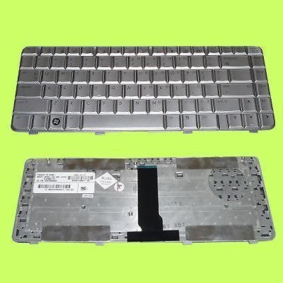 Hp Pavilion DV3700 DV3800 Silver 468817-001 Series Laptop Keyboard