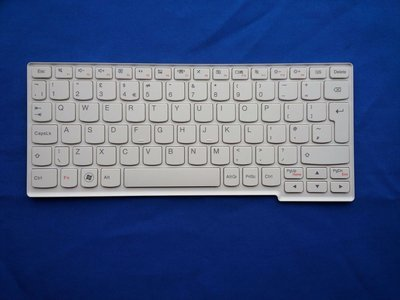Lenovo Ideapad S205 S205s S206 White 25201667 Laptop Keyboard