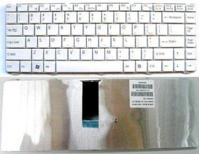 Sony Vaio VGN-NR White 53010BM01-203-G,V072078AK1 Laptop Keyboard