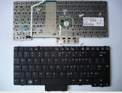 Hp Elitebook 2540P Black 598790-001, MP-09B66GB6698 Laptop Keyboard