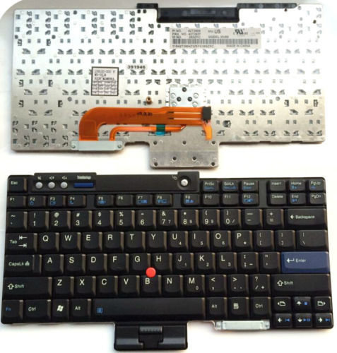 Ibm Lenovo Thinkpad T60 T60P T61 W500 W700 Z60 Z61 Laptop Keyboard