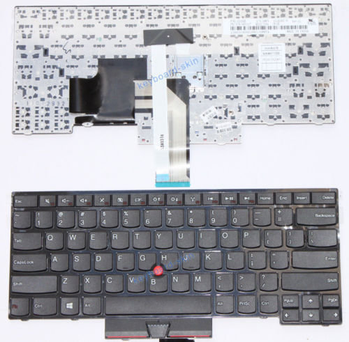 Ibm Lenovo Thinkpad Edge E430C E435 Black 04Y0227 Laptop Keyboard