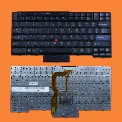Ibm Lenovo Thinkpad T400S T410 T410I Black 45N2036 laptop keyboard
