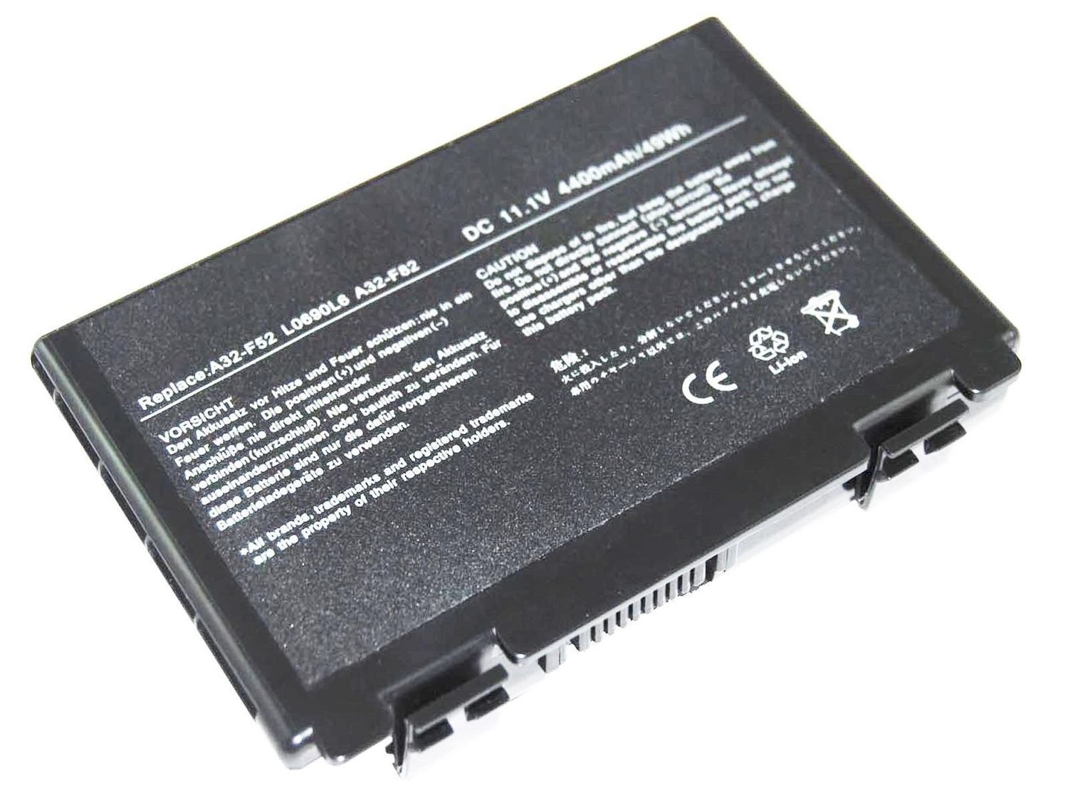 Asus A32-F52 A32-F82 A32-K40 series compatible laptop battery