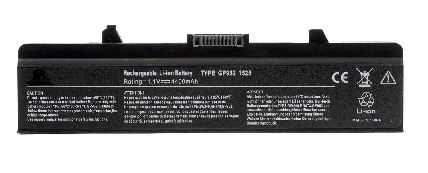 Dell Inspiron 15 1525 1526 1545 1546 Vostro 500 Compatible Laptop battery