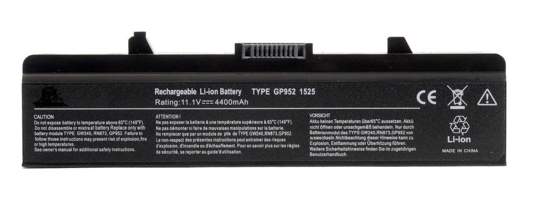 Dell Inspiron 15 1525 1526 1545 1546 Vostro 500 Laptop battery