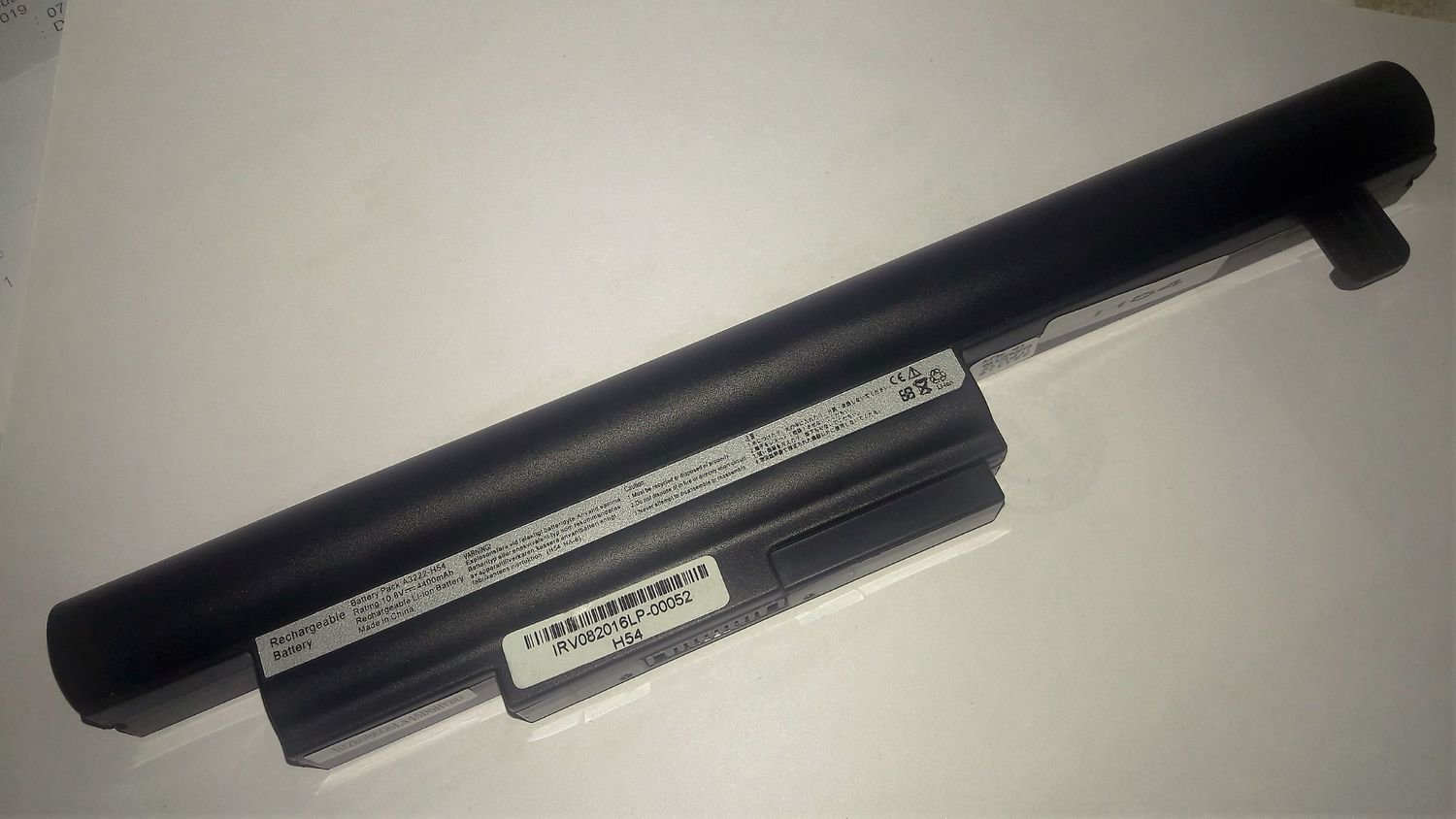 Asus A460 HCL A3222-H54 HCL ME 1024 Compatible Laptop Battery