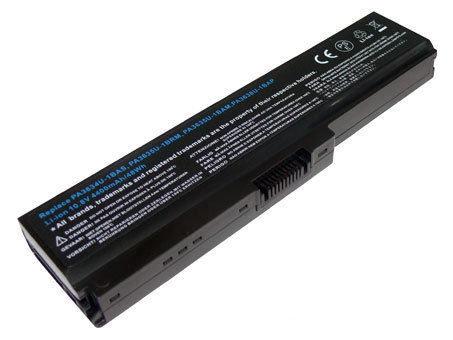 Toshiba satellite L515 L537 L600 L630 L635 L645 compatible laptop battery