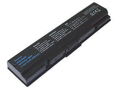 Toshiba Satellite A200 Series Compatible laptop battery PA3534U-1BRS