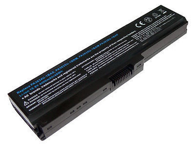 Toshiba satellite L640 L650 pa3635u pa3636u pa3638u PABAS118 Laptop Battery