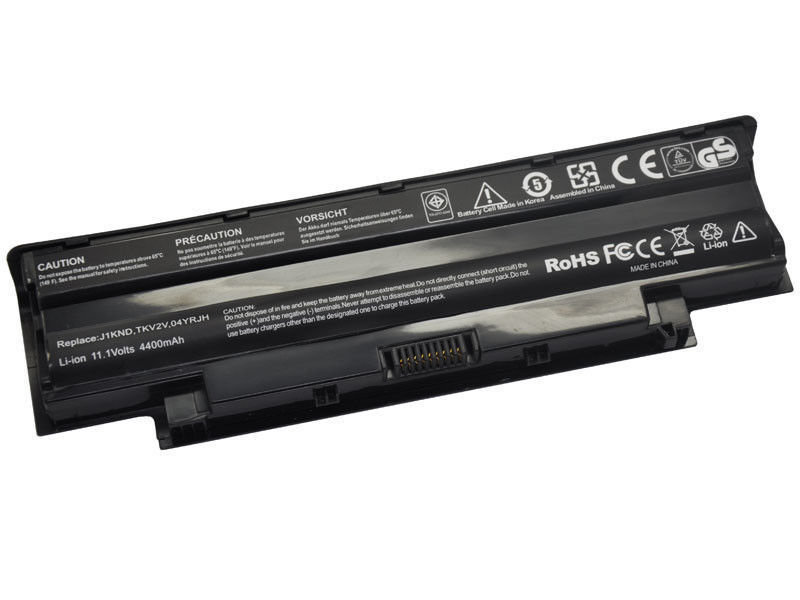 Dell Vostro 1440 1450 1540 1550 3450 3550 3750 compatible laptop battery