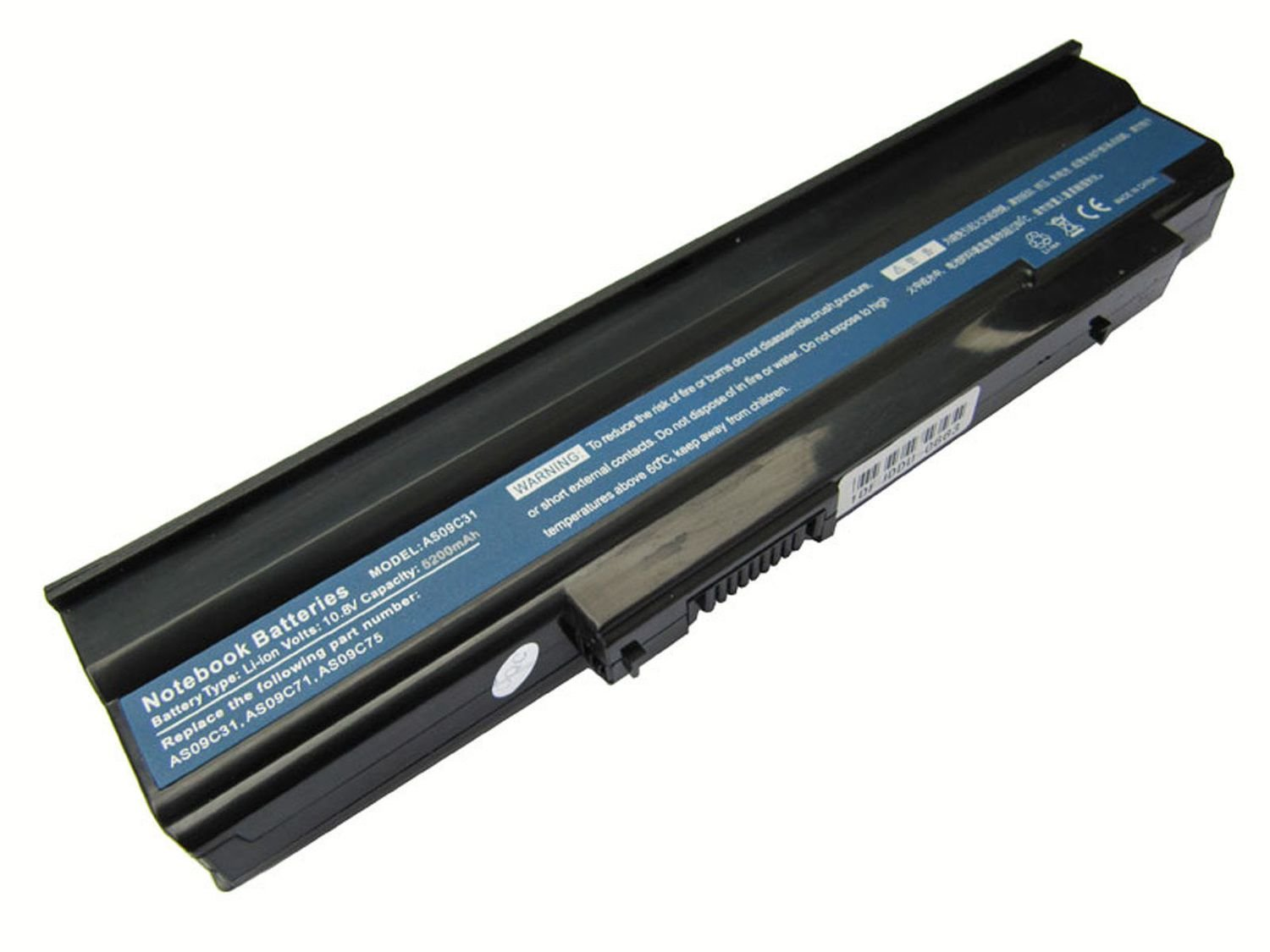 Acer Extensa E728 635ZG-443G25MN compatible laptop battery