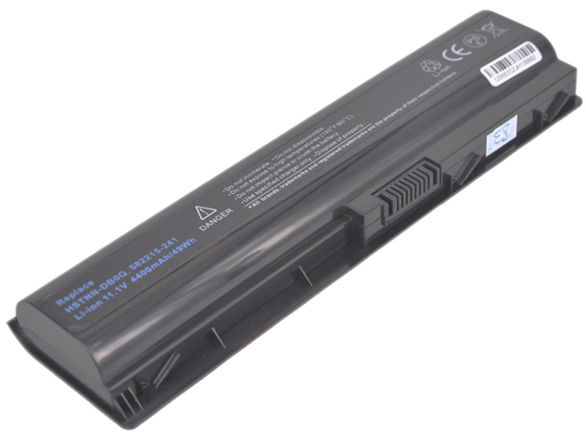 HP Touchsmart tm2 HSTNN-XB0Q WD547AA Series laptop battery