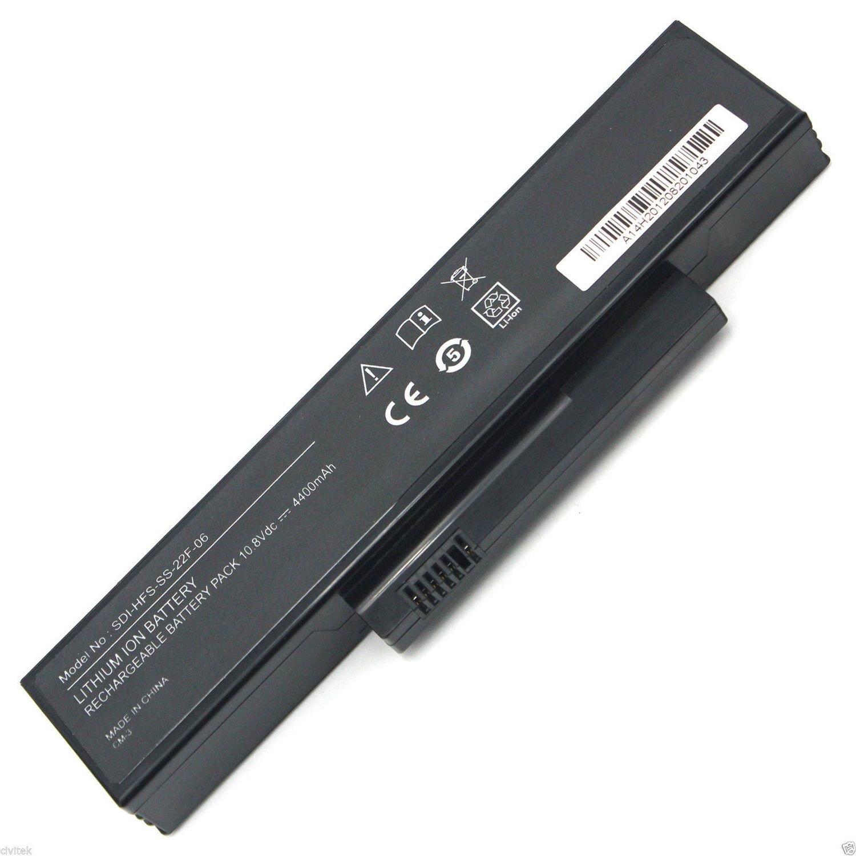 Fujitsu V5505 V5545 V5555 V6505 V6535 V6545 Compatible laptop battery