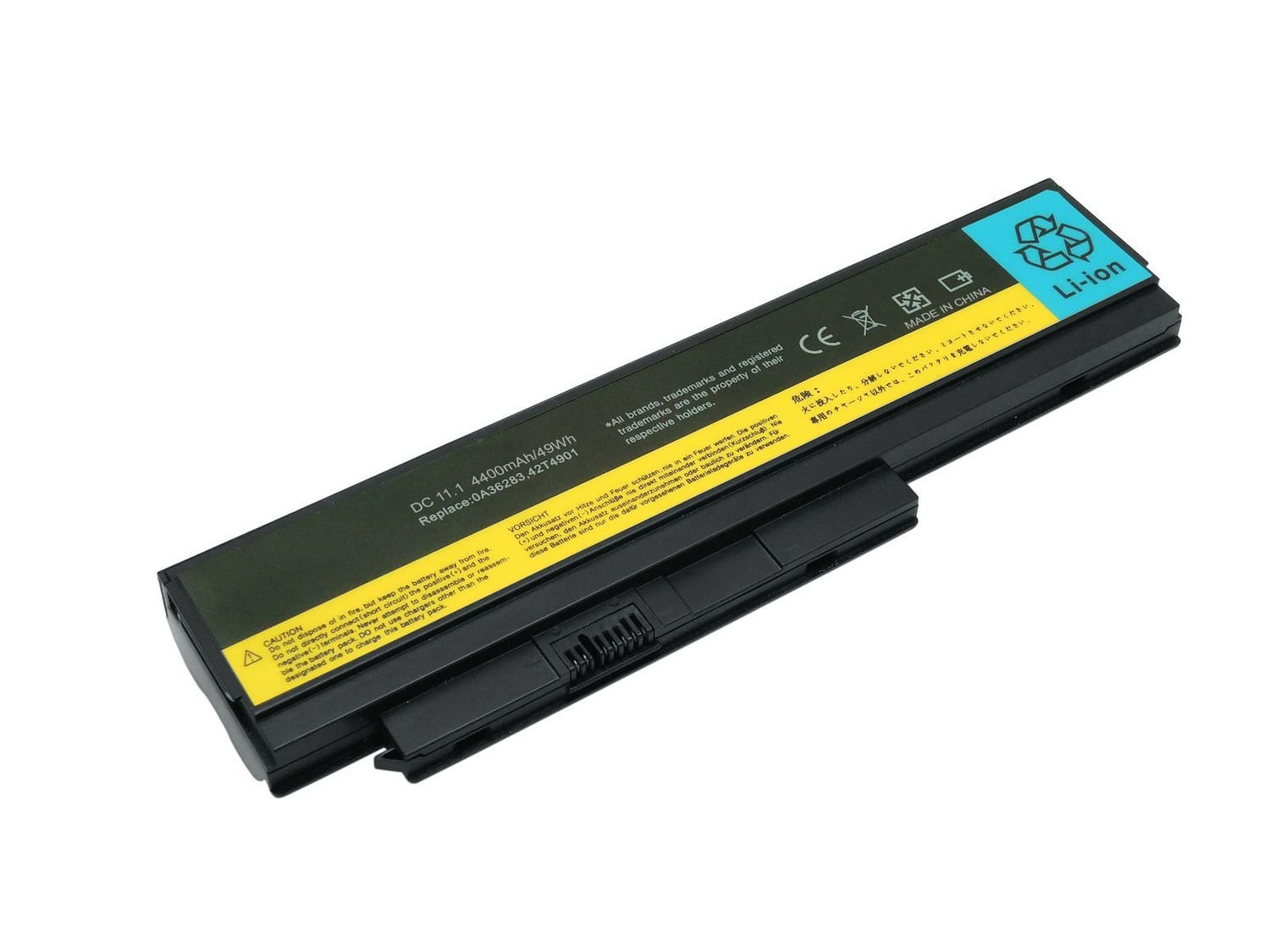 Lenovo thinkpad 0A36281 0A36282 0A36283 compatible laptop battery