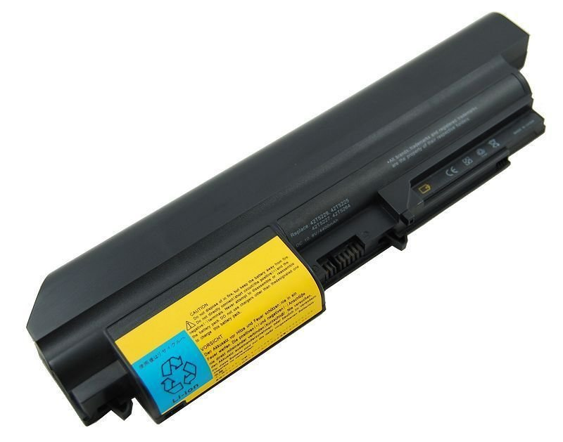 Lenovo Thinkpad T61 R61 R400 T400 T61p series Compatible laptop battery
