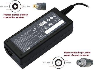 Hp Elitebook 2510 2530 2540 2560 2730 Compatible laptop charger / ac power adaptor