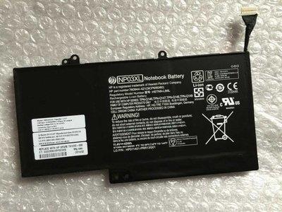 HP Envy 13 X360 NP03XL  HSTNN-LB6L 760944-421 TPN-Q146  laptop battery