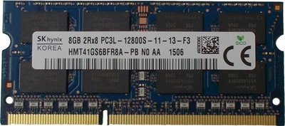 Hynix 8 GB DDR3 laptop ram with three years manufacturer warranty