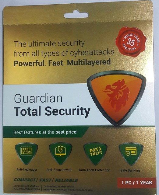 Quickheal Guardian antivirus