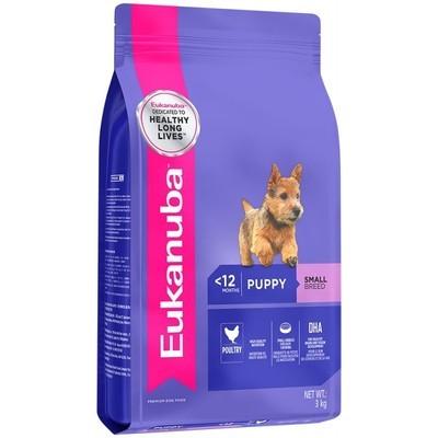 Eukanuba Small Breed Puppy Dog Food
