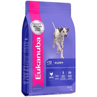 Eukanuba Medium Breed Puppy Dog Food