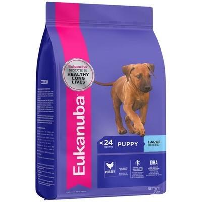 Eukanuba Large Breed Puppy Dog Food