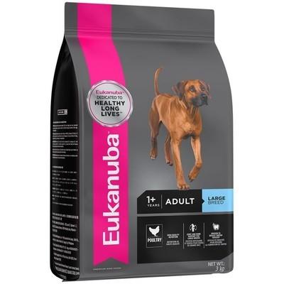 Eukanuba Large Breed Adult Dog Food 15 KG