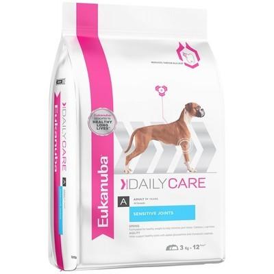 Eukanuba Sensitive Joints Daily Care Adult Dog Food 12.5 KG