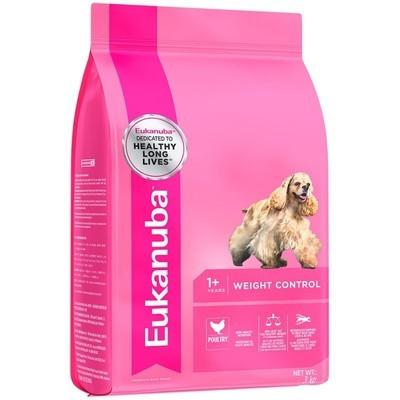 Eukanuba Weight Control Small and Medium Breed Adult Dog Food