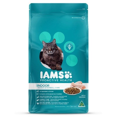 Iams Adult Hairball and Weight Control Cat Food