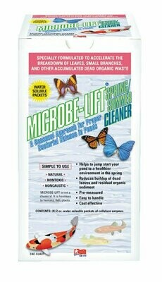 Microbe-Lift Spring Summer Cleaner 454g