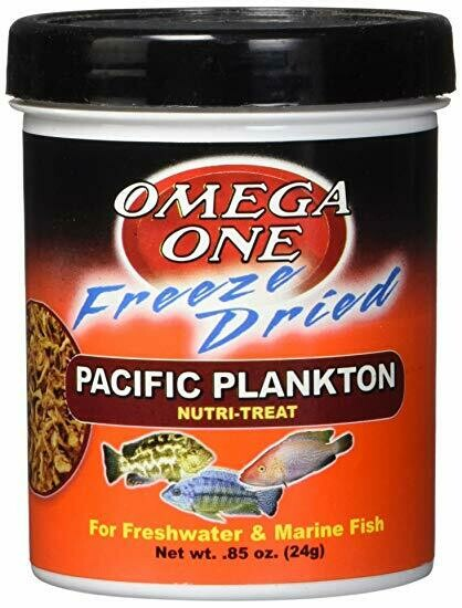 Omega One Freeze Dried Pacific Plankton 24g