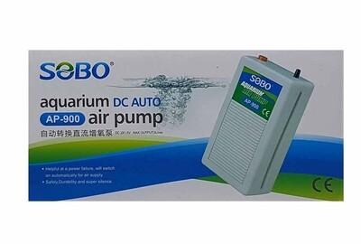 SOBO AP900 Battery DC Backup Air Pump