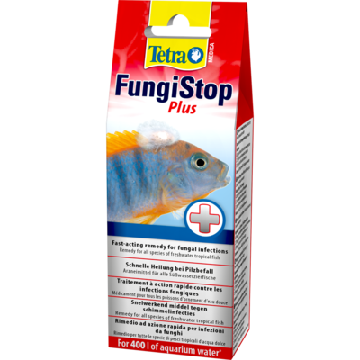 Tetra Medica FungiStop Plus 20ml Treats 400L