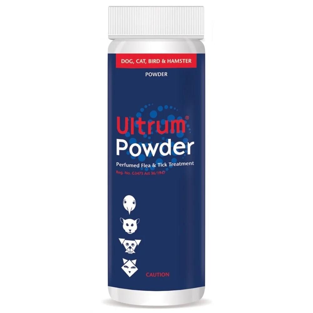 Ultrum Tick and Flea Powder 100g