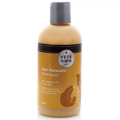 Vets Own Hair Relaxant Shampoo 250ml