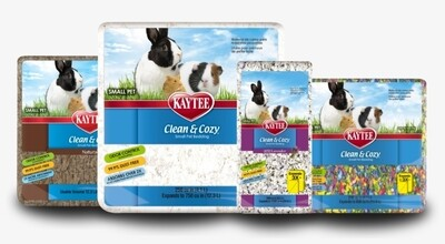 Kaytee Clean and Cozy Pet Bedding 500G