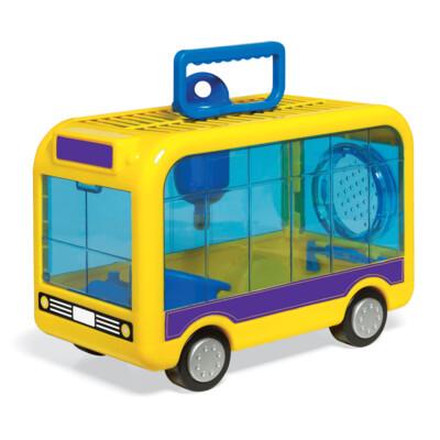 Kaytee Small Animal CritterTrail Off To School Bus