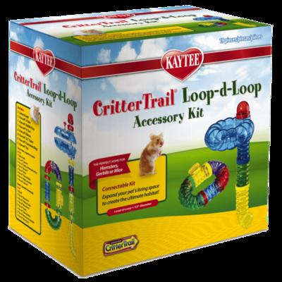 Kaytee Kaytee CritterTrail Loop-D-Loop Accessory Kit