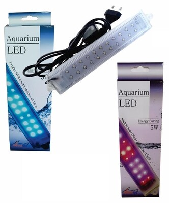 Akwaria LED Grow Light 5W with switch