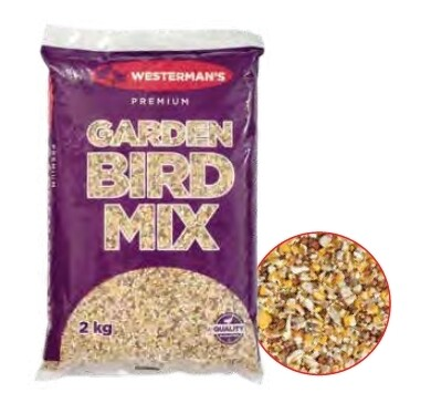 Westerman's Garden Bird Mix Seeds
