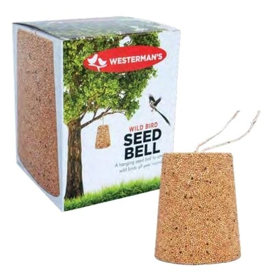 Westerman's Wild Bird Seed Bell in Box