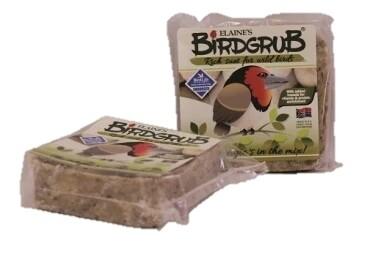 Elaine's Birding Grub Suet Slabs