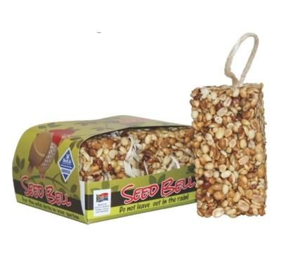 Elaine's Birding Peanut Block Refill 2 Pack