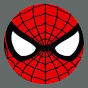 Pet ID Tag - Spider-Man