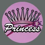 Pet ID Tag - Princess